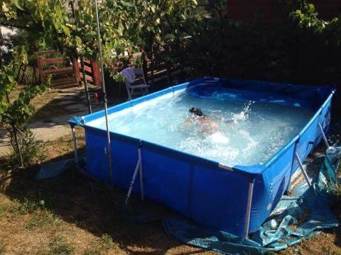Kerti medencék